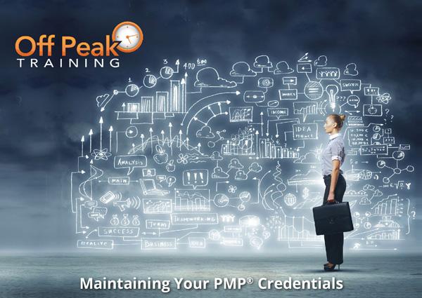 Maintaining Your PMP Credentials - Off Peak Training